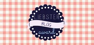 Liebster award gingham check