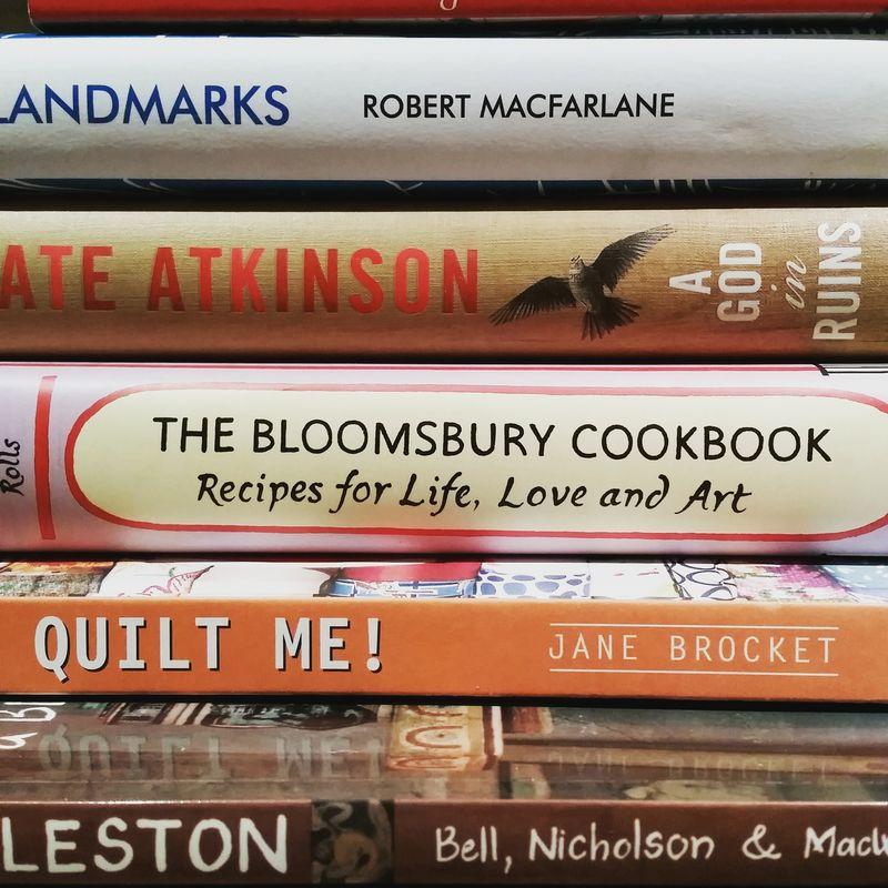Bloomsbury books