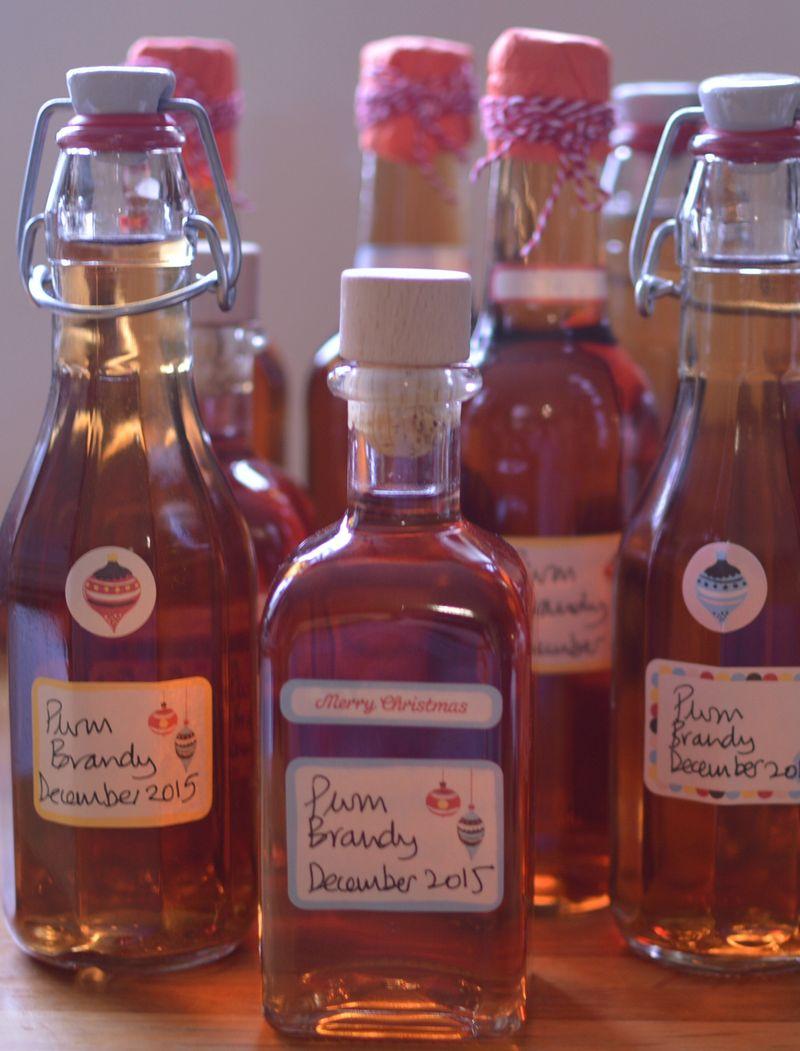 Plum brandy edit
