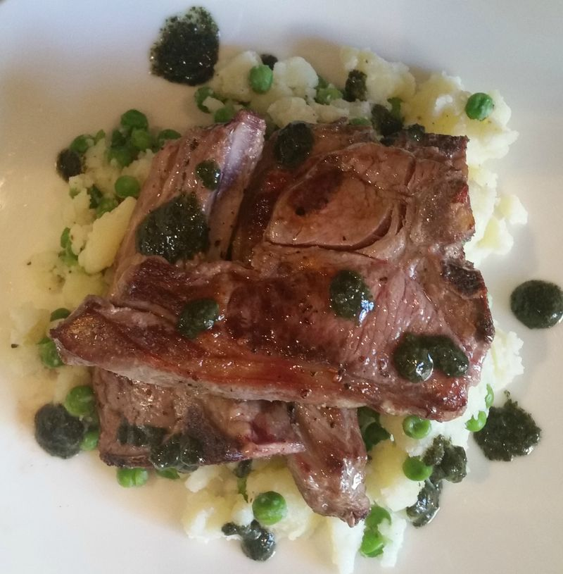 Lamb chops edit