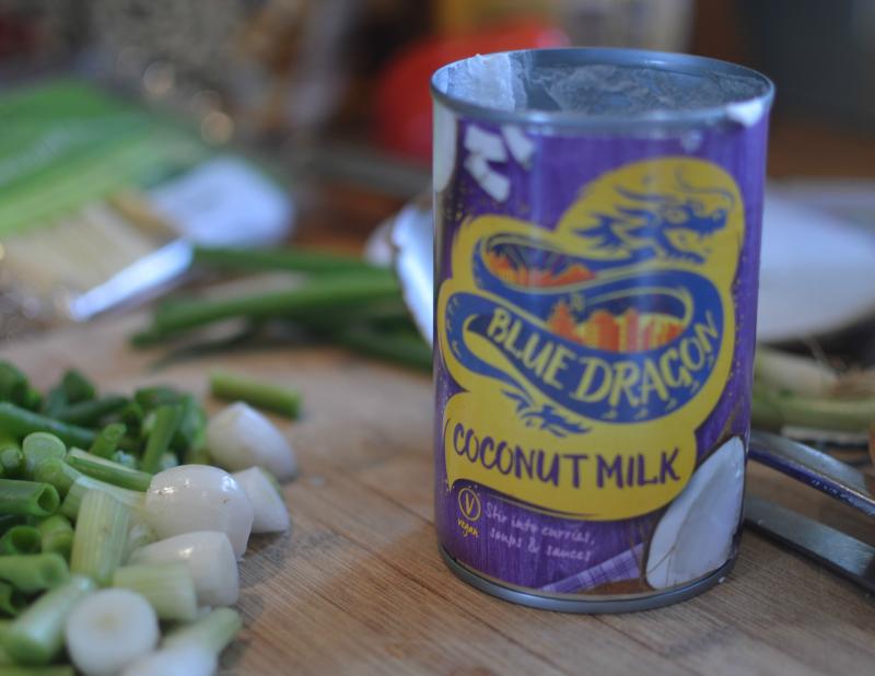 Coconut milk edit