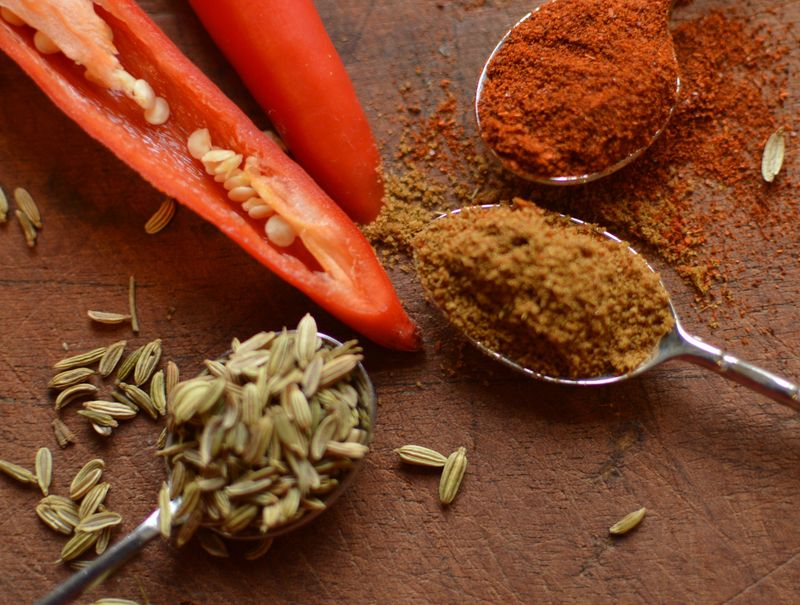 Spices. edit