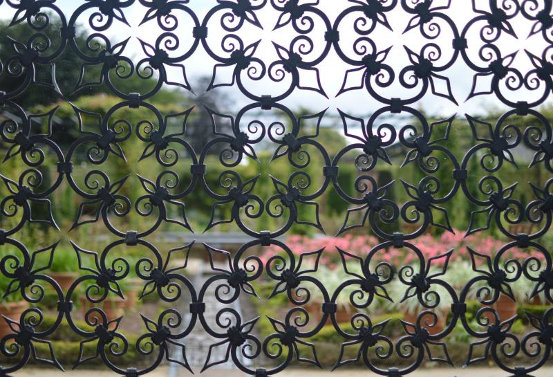 Gates alnwick gardens