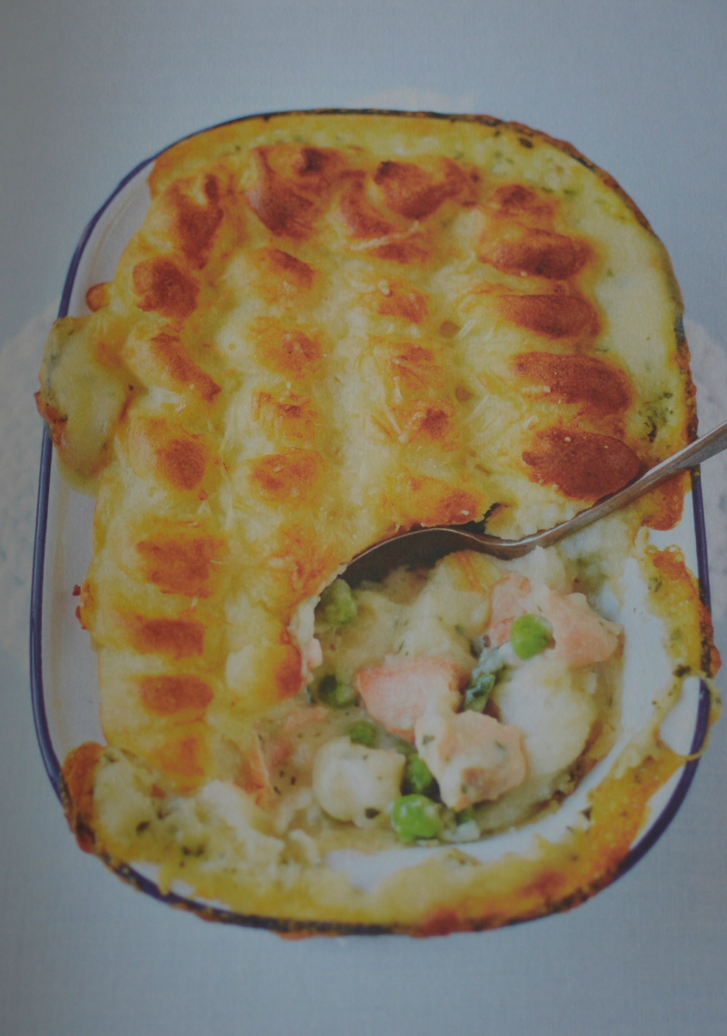 F and M fish pie edit